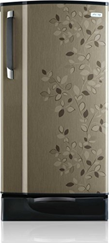 Godrej RD Edge SX 221 CT 5.2 221 Litres 5S Single Door Refrigerator (Carbon Leaf)