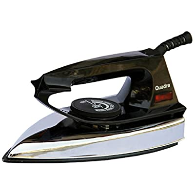 Quadra QDI-100 750-Watt Dry Iron (Black)