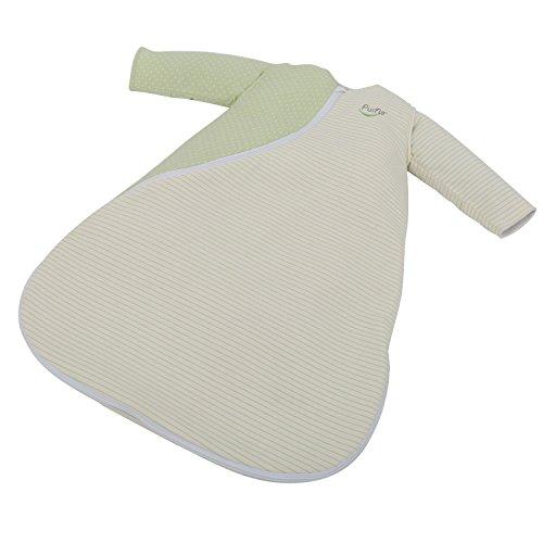 purflo-sacco-nanna-in-jersey-verde-moss-green-spot-and-stripe-0-3-mesi