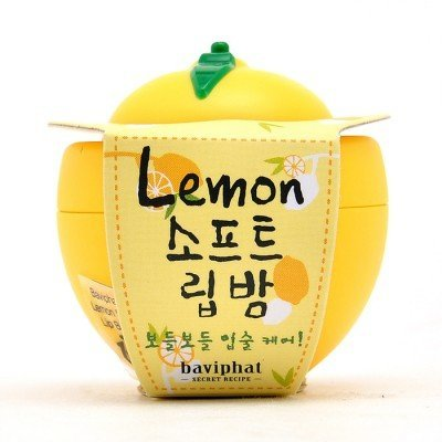 Baviphat Lemon Soft Lip Balm 6G