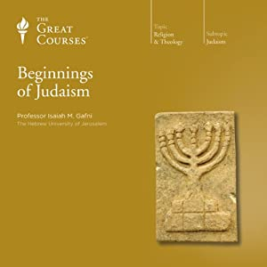 Beginnings of Judaism Lecture