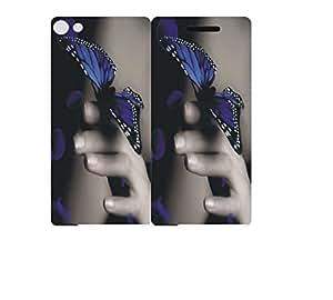 Techno Gadgets Flip Cover for Vivo Y55L