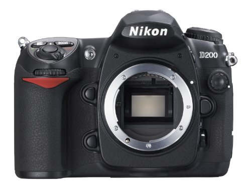 Nikon D200 BODY  Digital Camera