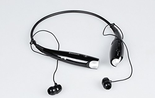 LG Tone HSB-730 Wireless Stereo Bluetooth Headset - Black