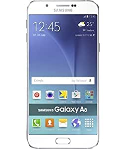 Samsung Galaxy A8 4G (Pearl White) - Scheduled/4 Hour Delivery (Brand Fulfilled)