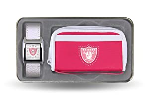 NFL Ladies Watch and Wallet Set by Sparo
