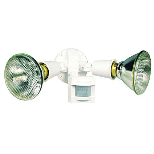 Heath/Zenith HZ-5408-WH 300W 110-Degree Light, White (Par 38 Motion Sensor compare prices)