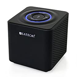Satechi ST-69BTS Audio Cube Portable Bluetooth Speaker System for iPhone / Android Smart Phones / iPad / Tablets / Macbook / Notebooks