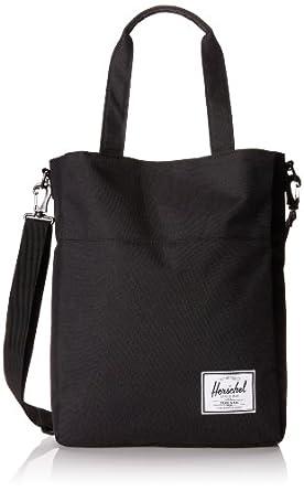 Herschel Supply Co. Pier, Black, One Size