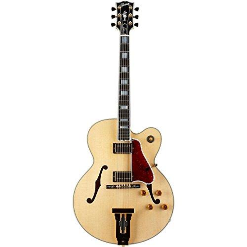 Gibson Custom Shop Hslctnagh1 Hollow-Body Electric Guitar, Natural