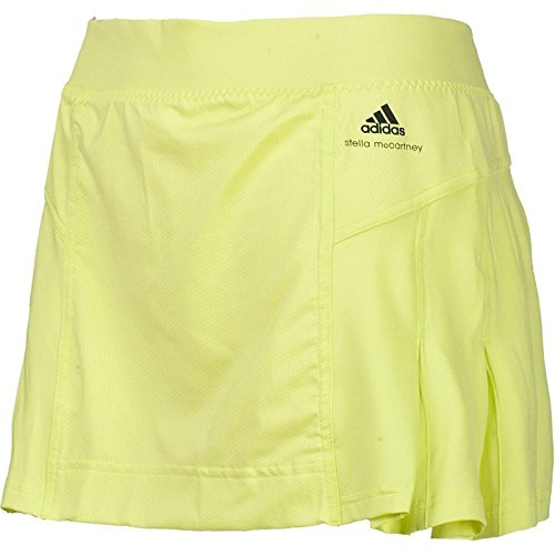 Adidas by Stella Mc Cartney-Gonna da tennis Barricade, giallo limone, XS