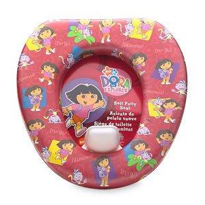 Dora the Explorer Soft Training Potty (No Handles)
