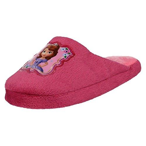 Ragazze Principessa Sofia il primo Pantofole, Multicolore