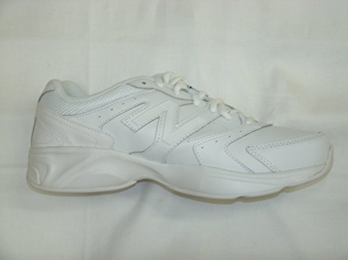 New Balance 624V3 Unisex Running Shoe, White, Us5.5 - Width D