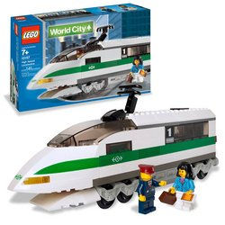 LEGO: City High Speed Train (Lego Motorized Train compare prices)
