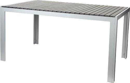 Gartenfreude-Tisch-Aluminium-mit-Non-Wood-Platte-Anthrazit-150-x-90-cm