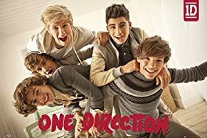24x36 One Direction Group Music Poster from Poster Revolution