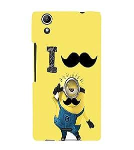 EPICCASE i must have you Mobile Back Case Cover For Micromax Selfie 2 Q340 (Designer Case)