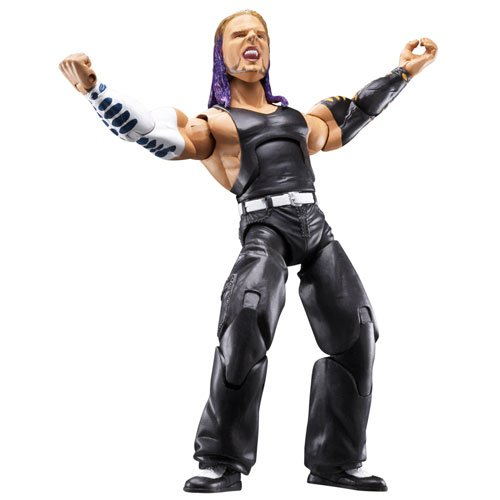 Wwe Jeff Hardy Action Figures Elite Collection Autos Weblog