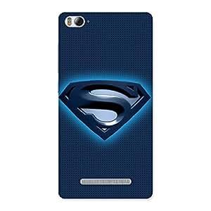 Impressive Blue Day Back Case Cover for Xiaomi Mi4i