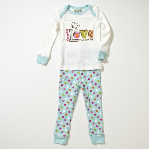 100% cotton Girls Pajamas Tight Fitted Sleepwear