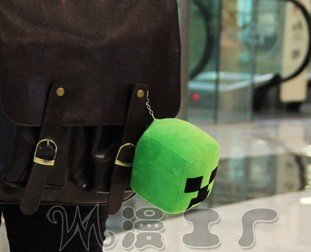 Jiajia Minecraft Creeper Plush Toy Accesories Cushion Black Friday Deal by Jiajia