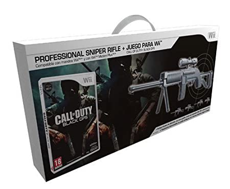 Rifle Sniper Profesional + Call Of Duty Black Ops
