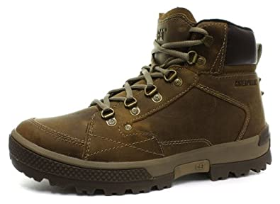 Caterpillar Duncan TX Mid Cut Mens Walking / Hiking Boots, Size 9