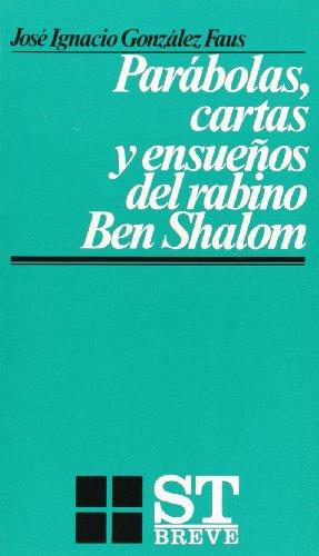 PARABOLAS, CARTAS Y ENSUE?OS DRABINO BEN SHALOM PDF