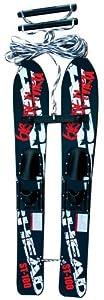 Buy AIRHEAD AHST-100 BREAKTHROUGH Widebody Trainer Skis by Airhead