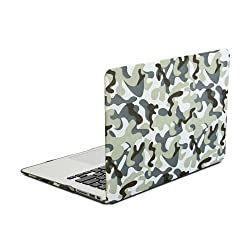 Gmyle Hard Case Camouflage Fabric Coasted for 13 inch Macbook Air