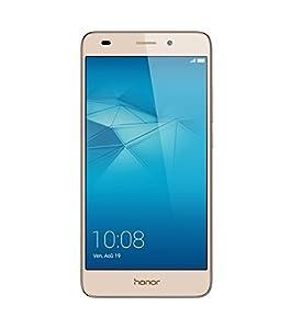 Honor 5C Smartphone débloqué 4G (Ecran : 5,2 pouces - 16 Go - Double Nano-SIM - Android 6.0 Marshmallow) Or