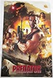 NEW SDCC 2017 Predator Poster 11 x 17