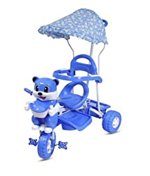 Sarthi Tricycles Bajaj Kitty Tricycle (Blue)