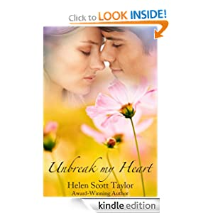 Kindle Daily Deal: Unbreak My Heart (Childhood Sweethearts Reunited)