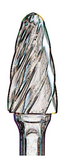 SAIT 45145 Tungsten Carbide Heavy Duty Die Grinder Bur SF5 1/2
