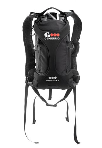 Geigerrig Geigerrig Rig Shuttle Hydration Pack (Black)