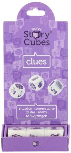 Rsc Clues (Rorys Story Cubes Mix)