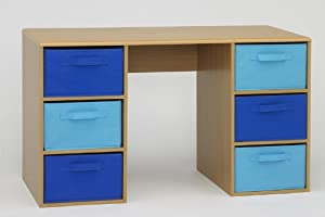 4d Concepts Boys Student Desk Beech from 4D Concepts