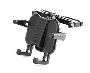 DURAGADGET Support d'appui-tête voiture pour lecteurs DVD portables Scott - DPX 7040 HTV, Scott - TX 700 M, Scott - DPX 768 Manga, Scott - DPX 768 Psychedelic, Scott - DPX 940 CS, Scott - DPX i865 CS