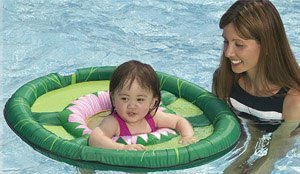 Swimways Baby Spring Float - (1) Assorted Styles.