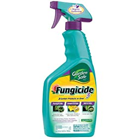 Garden Safe Fungicide3 Insecticide/Fungicide/Miticide Ready to Use 24 oz Spray 10414X