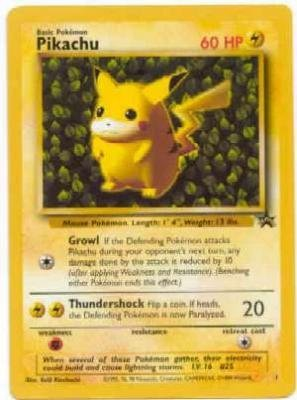 American Ivy Pikachu Promo [Toy] - 1