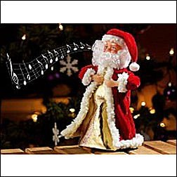 Singender-tanzender-Weihnachtsmann-Swinging-Santa