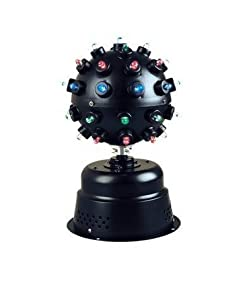 VTL 20W sound control LED RGB Disco DJ Stage Lighting Crystal Magic Ball DMX Light for KTV/ Home Party