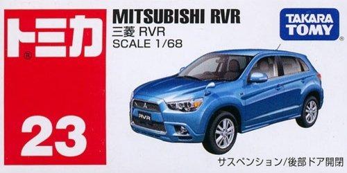 Takara TOMY No. 23 MITSUBISHI RVR - 1
