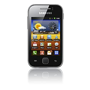Samsung S5360 Android SIM Free Smartphone