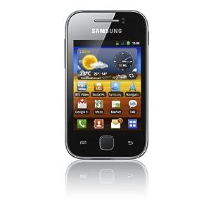 Samsung Galaxy Y S5360 Smartphone Libre (3 pulgadas) [Importado de Alemania]