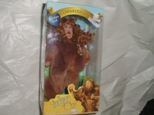 Brass Key Wizard of Oz Cowardly Lion 7