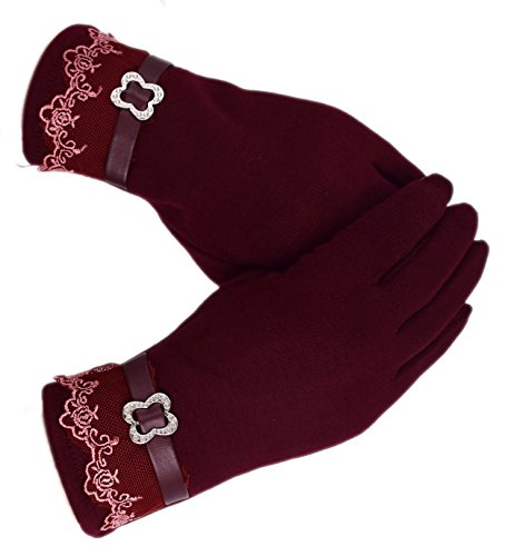 womens-touch-screen-gloves-witery-comfy-polar-fleece-windproof-coldproof-touch-screen-mittens-gloves